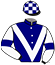 Casaque France Galop Ecurie Mill Reef